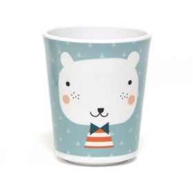 Melamine Cup Bear by Petit Monkey
