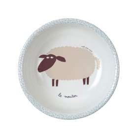 "Bowl ""On the Farm"" by Petit jour"