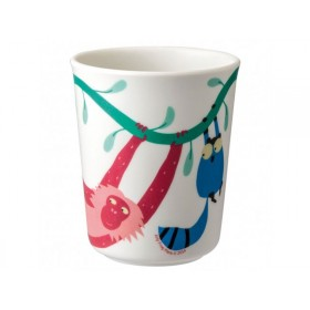 "Drinking Cup ""In the Jungle"" by Petit Jour"
