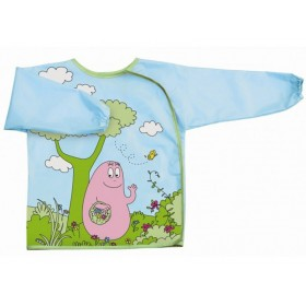 Barbapapa painting apron
