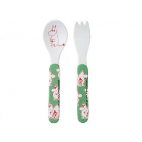 Petit Jour Kids Cutlery Set MOOMINS