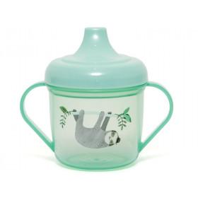 Petit Monkey Spout Cup SLOTH green