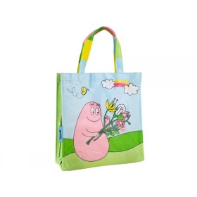 Petit Jour Barbapapa: small Shopping Bag