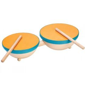 PlanToys double drum