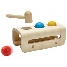 PlanToys HAMMER BANK Balls