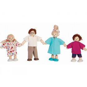 PlanToys Doll Family MODERN