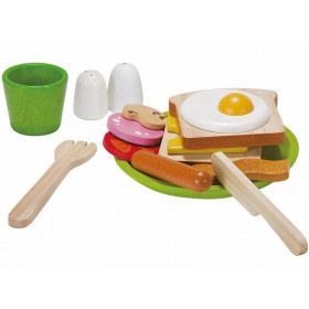 Plantoys Breakfast Set
