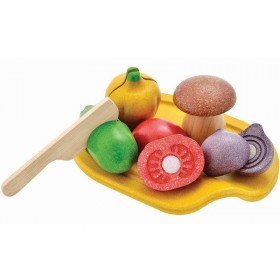 Plantoys Vegetable Set