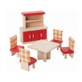 PlanToys Dollhouse Dining Room NEO