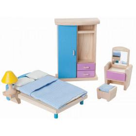PlanToys Dollhouse Bedroom NEO