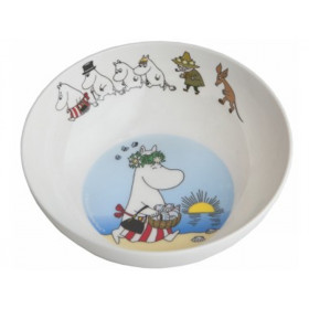 Rätt Start Melamine Bowl MOOMINS