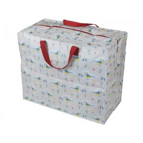 Rex London Jumbo Storage Bag BLUE TITS