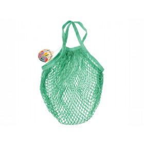 Rex London Organic Shopping Net Bag MINT GREEN