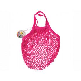 Rex London Organic Shopping Net Bag PINK
