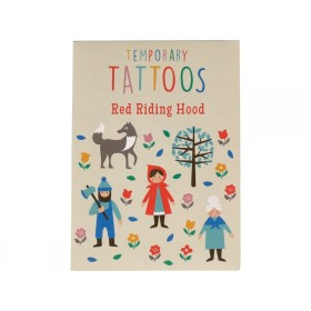 Rex London Tattoos RED RIDING HOOD