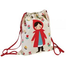 Rexinter drawstring bag Red Riding Hood