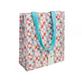 Shopping bag Geometric