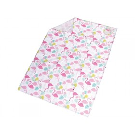 Rexinter tea towel FLAMINGO