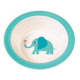 Rex London melamine bowl Elephant