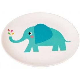 Rexinter melamine plate Elephant