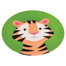 Rexinter melamine plate Tiger