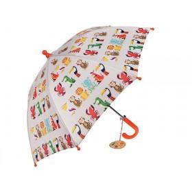 Rexinter childrens umbrella Colourful Creatures