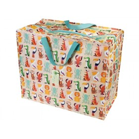 Jumbo storage bag Colourful Creatures