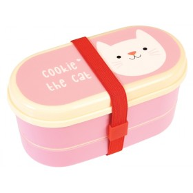 Rex London Bento Box COOKIE THE CAT