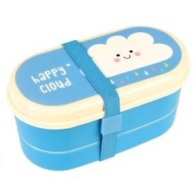 Rex London Bento Box HAPPY CLOUD
