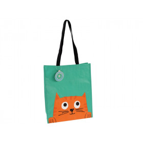 Rex London Shopping Bag CHESTER the CAT