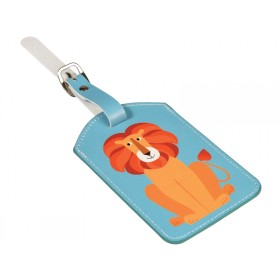 Rexinter luggage tag CHARLIE THE LION