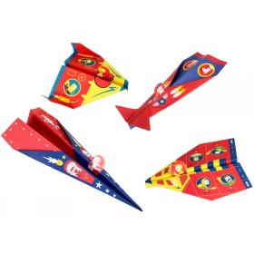 Rex London origami paper PLANES