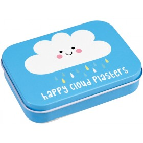 Rexinter Plasters in tin HAPPY CLOUD PLASTERS