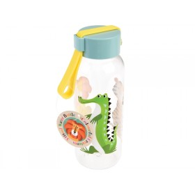 Rex London kids water bottle small COLOURFUL CREATURES
