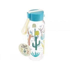 Rex London kids water bottle small DESERT IN BLOOM