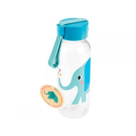 Rex London kids water bottle small ELVIS THE ELEPHANT