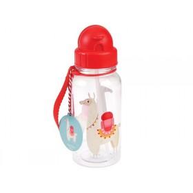 Rex London kids water bottle LLAMA