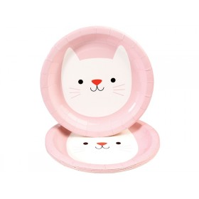 Rexinter Paper Plates CAT