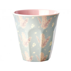 RICE Melamine Cup FEATHERS