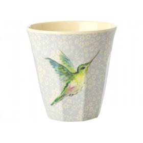 RICE Melamine Cup HUMMINGBIRD