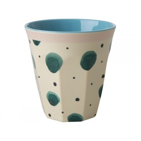 RICE Melamine Cup Watercolor Splash