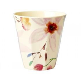 RICE Melamine Cup SELMAS FLOWERS