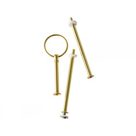 RICE Tier DIY Cake Stand Rod in Gold