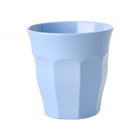 RICE Small Melamine Cup pigeon blue