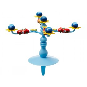 RICE candelabra cake decoration cars