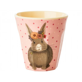 RICE Kids Melamine Cup RABBIT