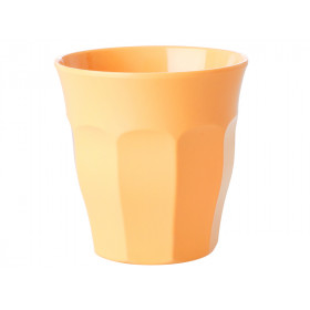 RICE Small Melamine Cup apricot