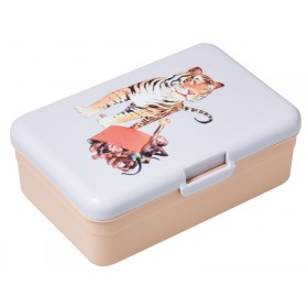 RICE kids lunch box tiger