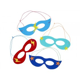 RICE Felt Masks for kids SUPERHERO
