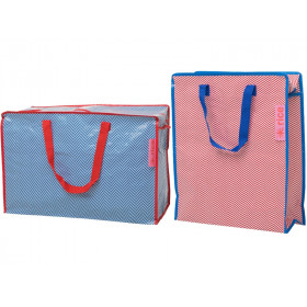 RICE Giant Bag Sailor Stripes